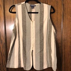 Tops - Vintage Striped shirt with buttons